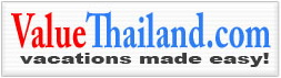 ValueThailand.com :: Value for your budget :: Travelling thailand
